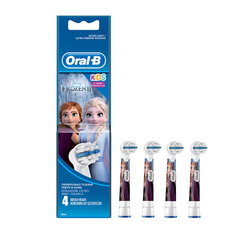 Oral-B Stages Jégvarázs fogkefe pótfejek