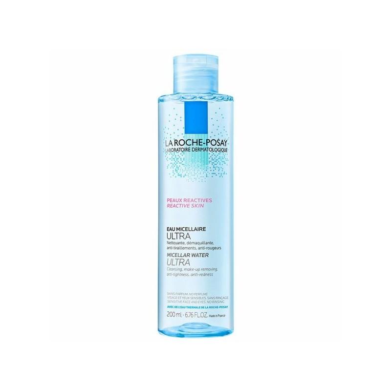 Effaclar Micellar Water Ultra Reactive Skin