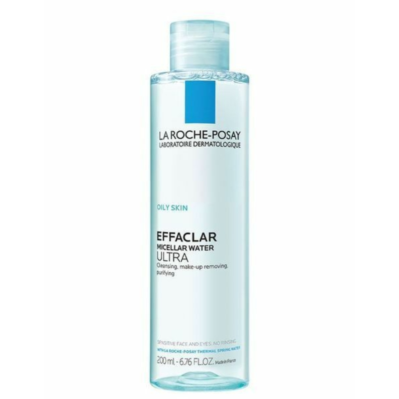Effaclar Micellar Water Ultra Oily Skin