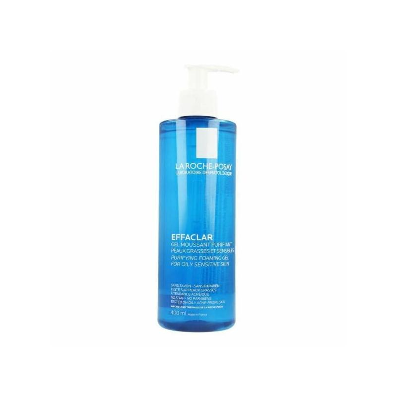 Effaclar purifying foaming gel for oily sensitive skin