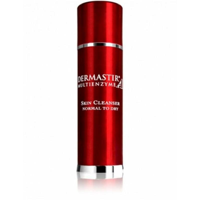 Dermastir Multienzyme Cleanser – Normal & Dry (multienzimes arctisztító – normál & száraz bőrre) 200ml